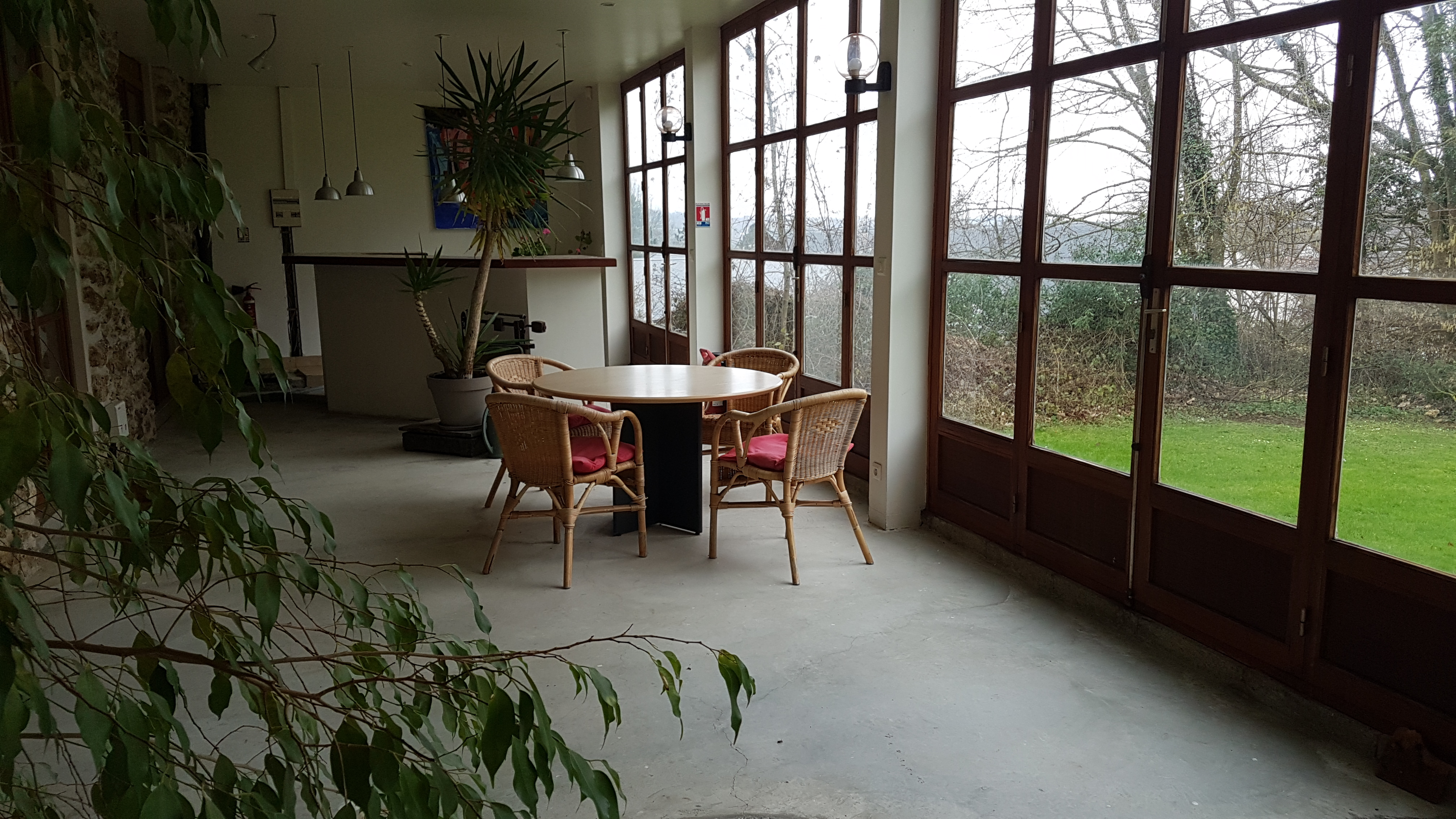 Open space for coworking